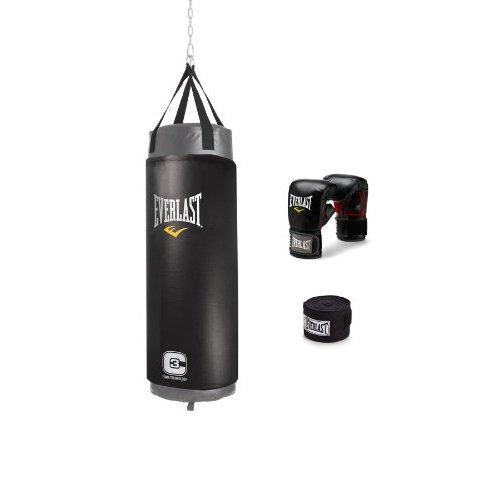 Everlast Everlast C3 Foam Heavy Bag Kit - 100 lbs.
